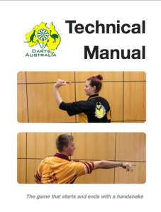 Darts Manual cover